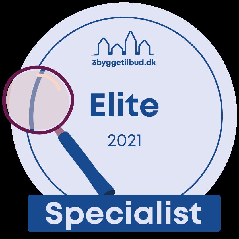 Elite specialisten 2021
