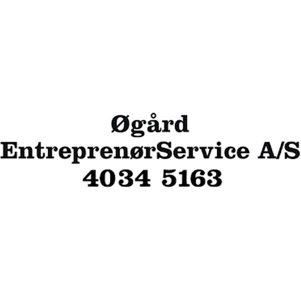 Øgård Entreprenørservice A/S