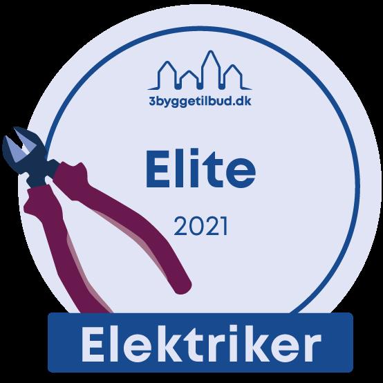 Elite elektrikeren 2021