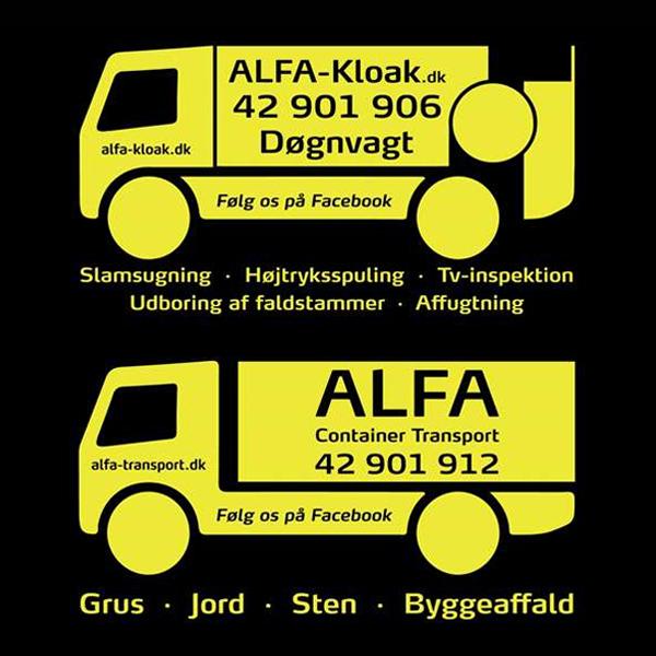 ALFA-Kloak ApS