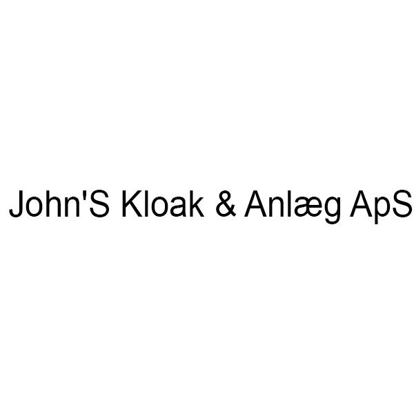 John'S Kloak & Anlæg ApS